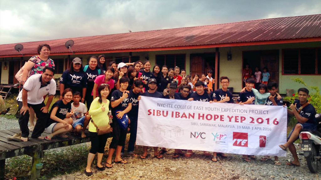 Learning-journeys-Sibu Iban Hope YEP 2016